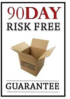 Risk Free Warranty