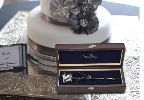 Wedding gift ideas for special couples from eternity rose wedding gift item negle Gallery