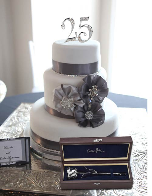 Gift Ideas For Silver Wedding Anniversary For Friends : Silver Wedding Anniversary Gift Ideas To Delight Your Wife